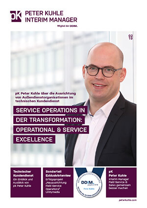 Magazine 02|19: Service Operations during Transformation: Operational & Service Excellence
