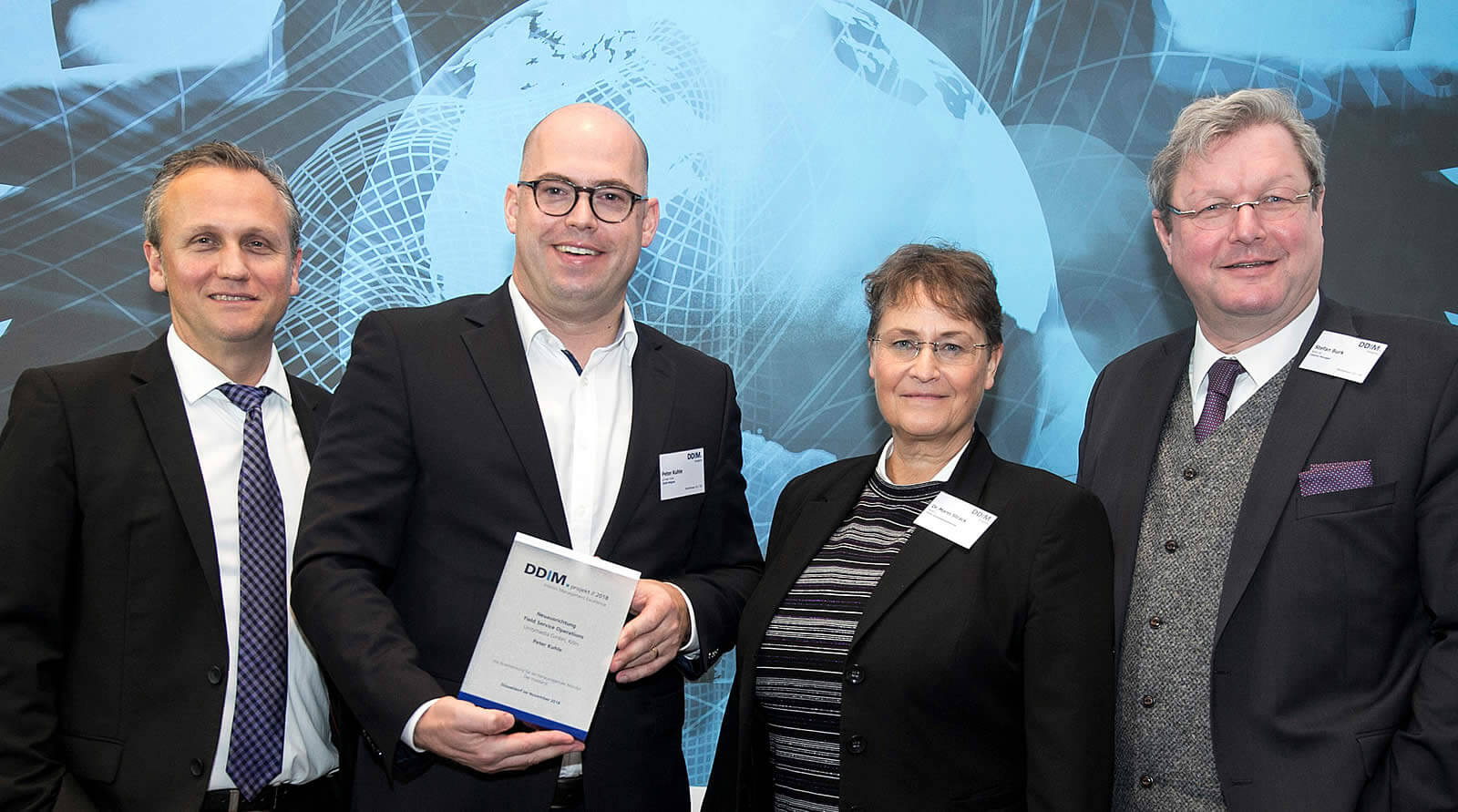 Field Service und Sales gemeinsam besser machen: Interim Manager pK Peter Kuhle>From Media Library